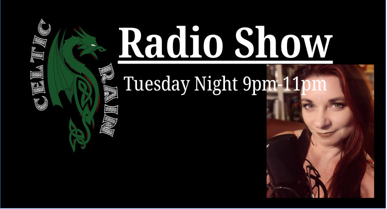 il Troubadore on Celtic Rain Radio Show